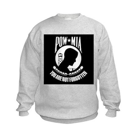 POW MIA Kids Sweatshirt