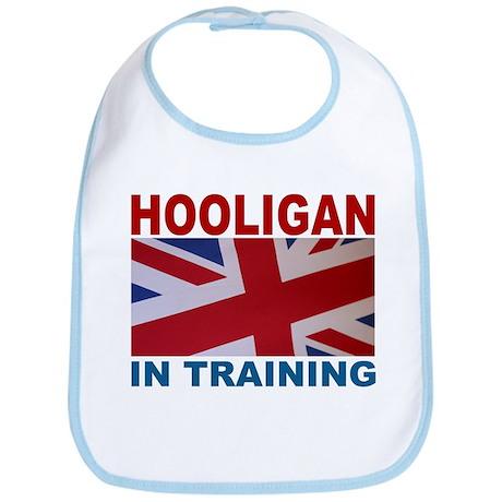 Hooligan in Training Bib