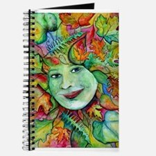 Goddess Greenwoman Journal