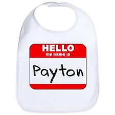 Hello my name is Payton Bib