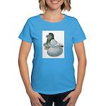 English Trumpeter Opal Women's Dark T-Shirt