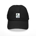 English Trumpeter Opal Black Cap