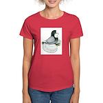 English Trumpeter Opal Bald Women's Dark T-Shirt
