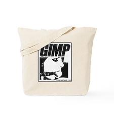 Cute Gimp logo Tote Bag