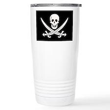 Calico Jack Pirate Travel Mug