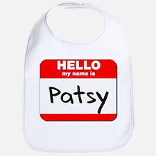 Hello my name is Patsy Bib