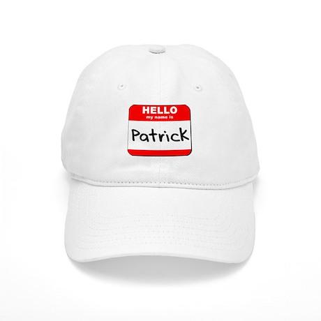 Hello my name is Patrick Cap
