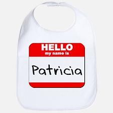 Hello my name is Patricia Bib