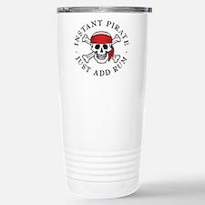 Instant Pirate Travel Mug