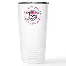 Instant Pirate Lady Travel Mug
