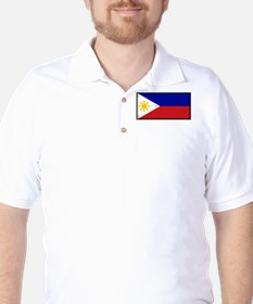Philippines Golf Shirt
