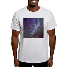 Winged Fantasy Cat T-Shirt