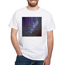 Winged Fantasy Cat Shirt