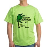 Hurricane ike Green T-Shirt