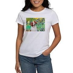 Irises/Brittany Women's T-Shirt