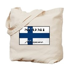 SUOMI Maamme Tote Bag
