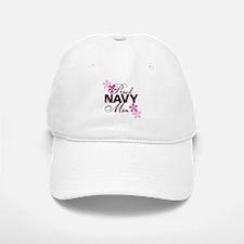 Proud Navy Mom Baseball Baseball Cap