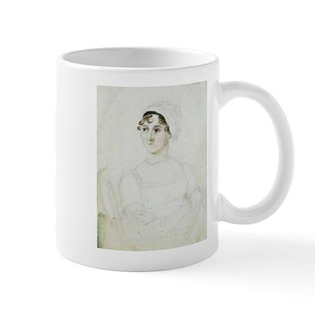 Unfinished Jane Mug
