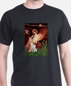 Angel/Brittany Spaniel T-Shirt