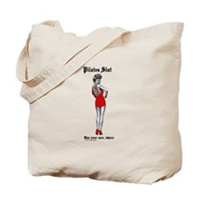 """Pilates Slut"" Tote Bag"