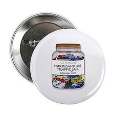 "Traffic Jam - Hurricane Ike 2.25"" Button"