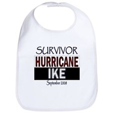 Survivor Hurricane Ike Bib