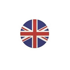 UNION JACK UK BRITISH FLAG Mini Button