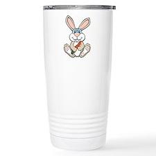 Funny Bunny Thermos Mug