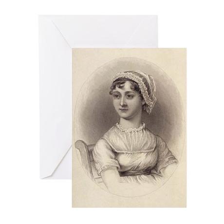 1870 Engraving Greeting Cards (Pk of 10)