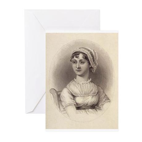 1870 Engraving Greeting Cards (Pk of 20)