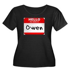 Hello my name is Owen T
