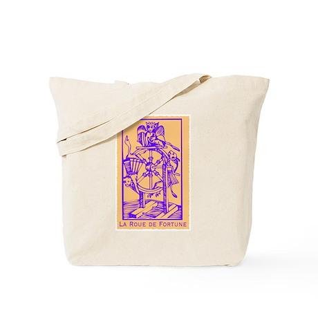Fortune Wheel, Tarot Tote Bag