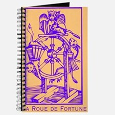 Fortune Wheel, Tarot Journal
