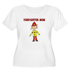 Firefighter Mom T-Shirt