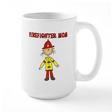 Firefighter Mom Mug