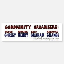 Community Organizers: Christ Henry Graham Ghandi