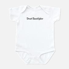 Dwarf Beastfighter Infant Bodysuit