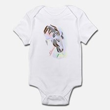 Painted Horse 2 Infant Bodysuit