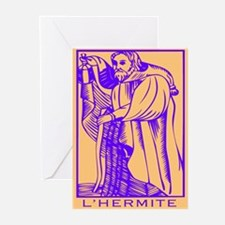 L'Hermite, Tarot Greeting Cards (Pk of 10)