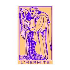 L'Hermite, Tarot Rectangle Decal
