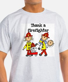 Thank a Firefighter T-Shirt