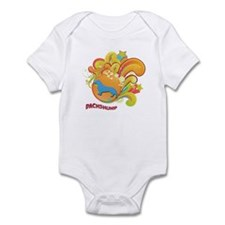 Groovy Dachshund Infant Bodysuit