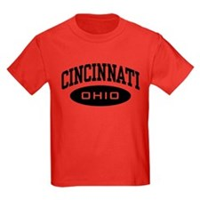 Cincinnati Ohio T