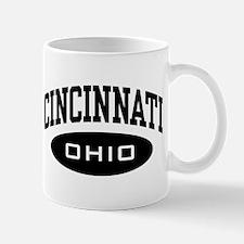Cincinnati Ohio Mug