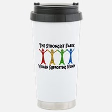 Women Supporting Women Travel Mug