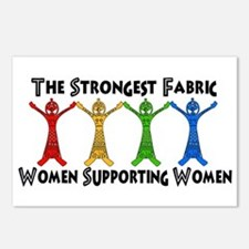 Women Supporting Women Postcards (Package of 8)
