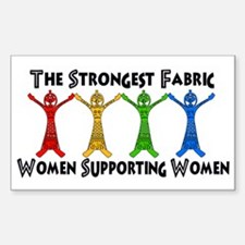 Women Supporting Women Decal
