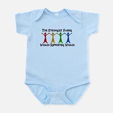 Women Supporting Women Infant Bodysuit