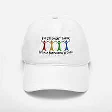 Women Supporting Women Baseball Baseball Cap
