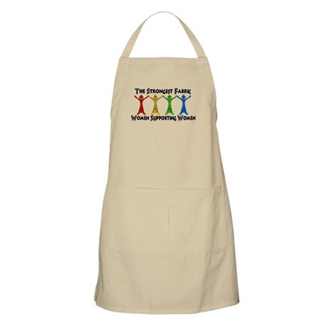 Women Supporting Women Apron